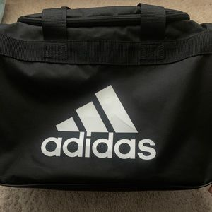 Authentic Adidas Tote Duffel Bag Black